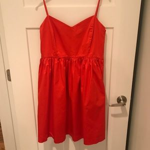 GAP fit and flare sundress